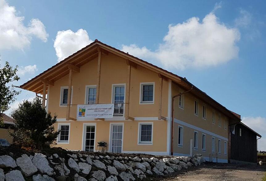 Unser neuer Standort: Innerthann 1, 83104 Tuntenhausen