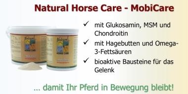 MobiCare mit Glukosamin, MSM und Chondroitin