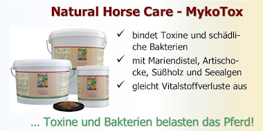 MykoTox - Pellets - Toxinschutz für den Pferdeorganismus
