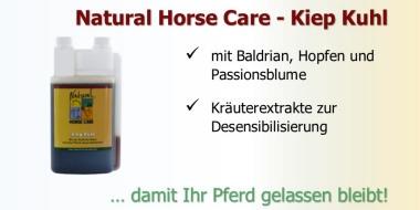 Kiep Kuhl - flüssige Kräuter für gestresste Pferde