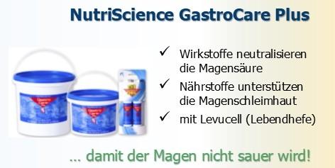 gastro care plus das produkt - neutralisiert ueberschuessige magensaeure und beruhigt sowie schuetzt den magen